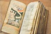 Manuscrit conservé à la Bibliothèque Humaniste de Sélestat.