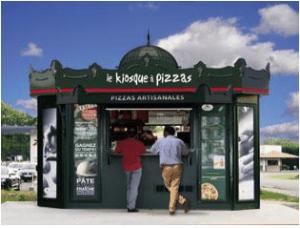 Une pizza gratuite chez Le Kiosque à Pizzas
