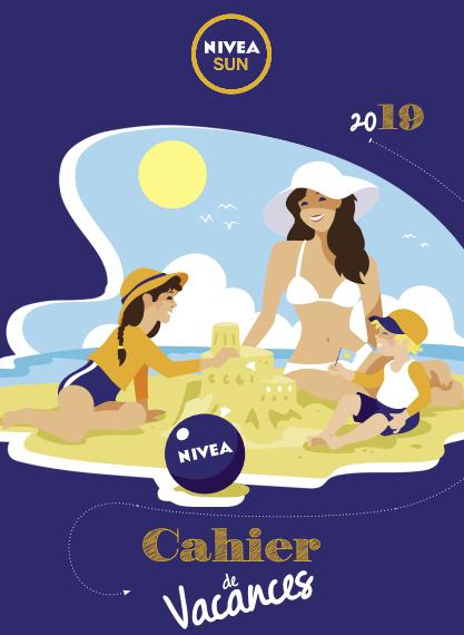 You are currently viewing Cahier de vacances Nivea gratuit
