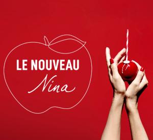 Echantillondu nouveau Nina de Nina Ricci