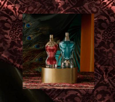 Echantillon La Belle et le Beau de Jean Paul Gaultier