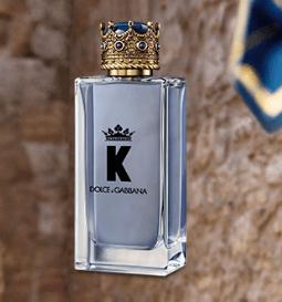 Read more about the article Echantillon  K de Dolce&Gabbana