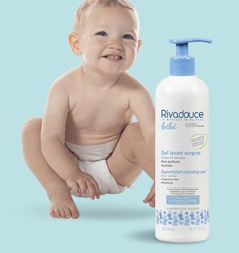 Read more about the article Test Gel lavant surgras Rivadouce bébé