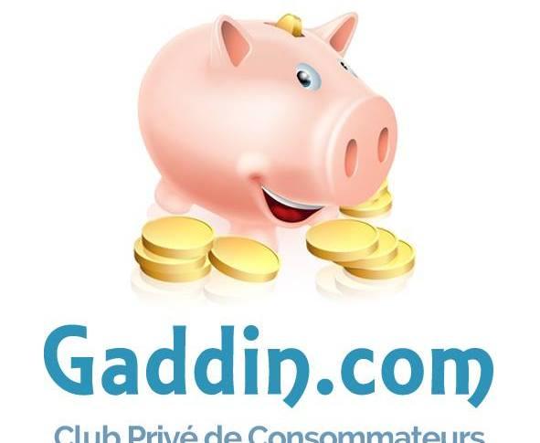 Gaddin – un site pour gagner des chèques cadeaux