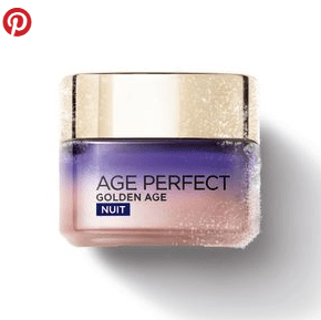 Test Age Perfect Golden Age Soin Froid Nuit Re-Stimulant de l'Oreal ( club des testeuses )