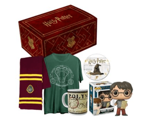 Box Harry Potter à 20.99€