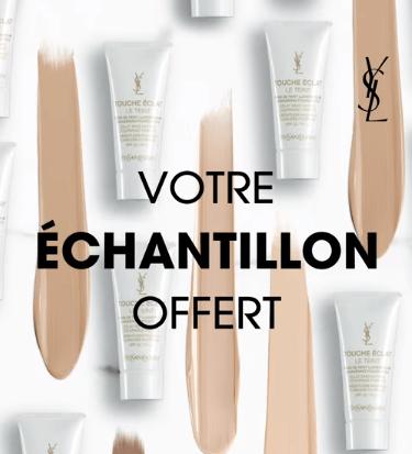Read more about the article Echantillon fond de teint Yves Saint Laurent