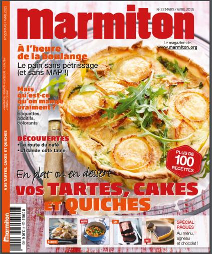 Read more about the article Le magazine Marmiton gratuit à télécharger