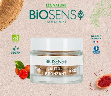 Read more about the article Test auto-bronzant de Biosens ( beauté-test )