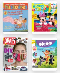 Bon plan magazines