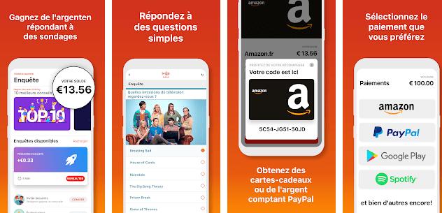 Read more about the article Poll Pay : l'application qui offre des cartes cadeaux – mon avis