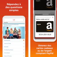 Poll Pay : l'application qui offre des cartes cadeaux - mon avis