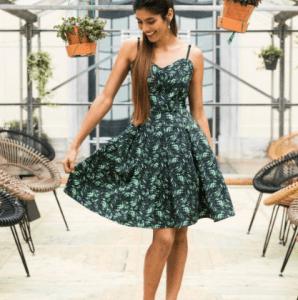 Le patron gratuit de la semaine chez La Maison Victor : la robe Flo