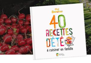 Un ebook de recettes à faire avec les enfant gratuit