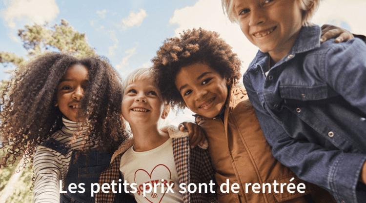 Read more about the article La Redoute : les petits prix sont de rentrée