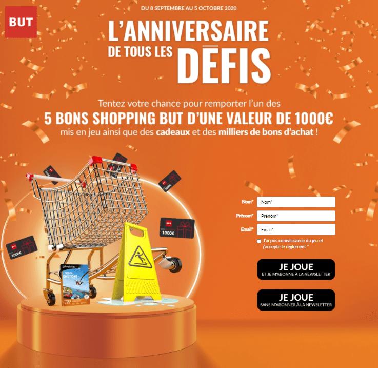 Read more about the article Instant gagnant : jouez avec but.fr