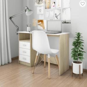 Bon plan Cdiscount :  bureau avec tiroir à moins de 20€
