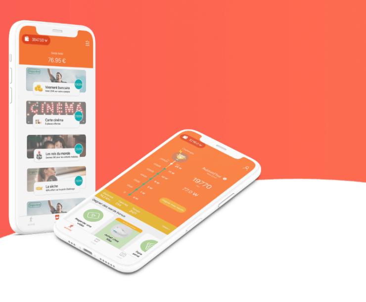 Read more about the article WeWard : l'application qui convertit vos pas en argent