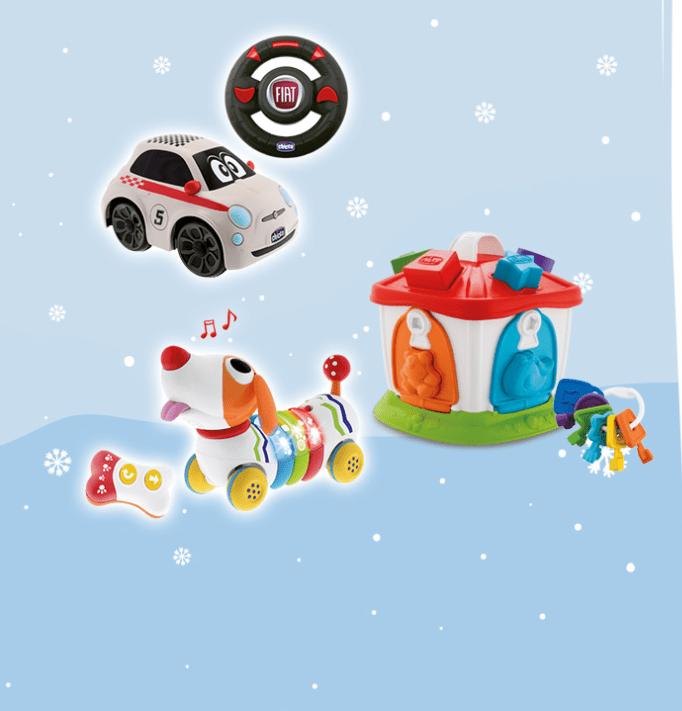 Read more about the article Un jouet Chicco acheté = 1 gratuit
