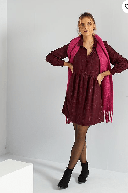 Read more about the article Trouvaille chez Kiabi : robe chemise