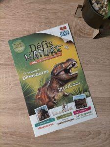 Magazine Défis Nature gratuit dans votre boite aux lettres
