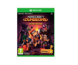 Read more about the article Bon plan Fnac :  Minecraft Dungeons Hero Edition Xbox One à 9.99€