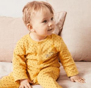 Code promo dans le rayon bébé chez Kiabi