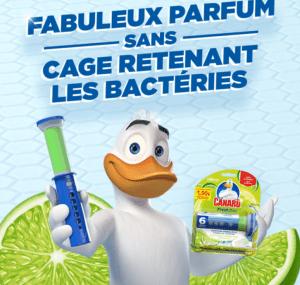 Read more about the article Test Canard Fresh Disc® Fraîcheur Citron Vert.