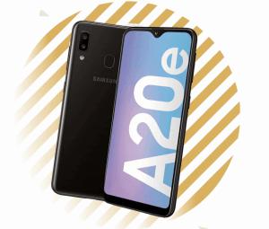 Concours du 11 janvier 2021 : 200 smartphones Samsung Galaxy A20e