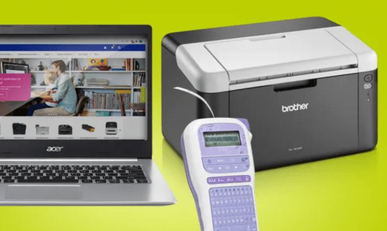 Read more about the article Concours du 1er mars : 1 ordinateur portable Aspire + 1 imprimante Brother + 1 étiqueteuse à gagner