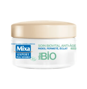 Read more about the article Test soin Biovital Anti-âge Jour de Mixa