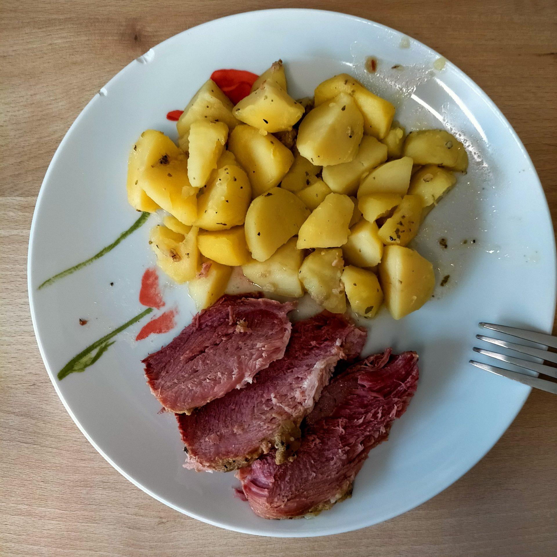 Recette Palette de porc au cookeo