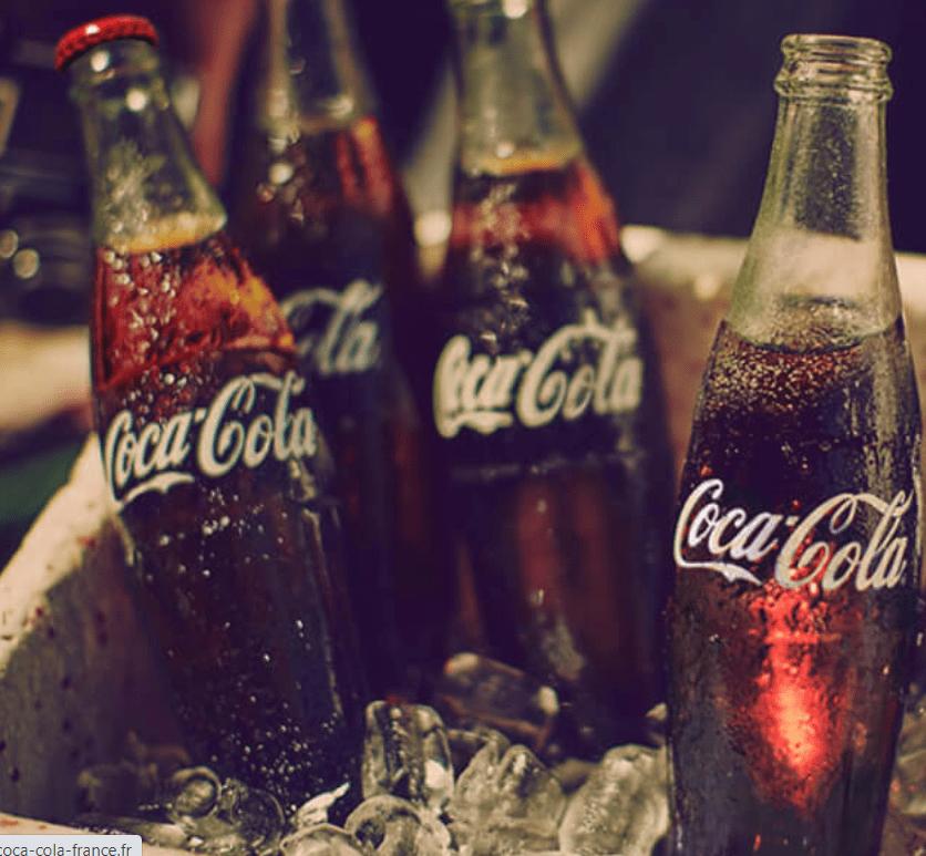 Bons de réduction avec le Club Coca Cola