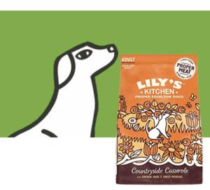 Echantillons : Croquettes au poulet et canard pour chiens