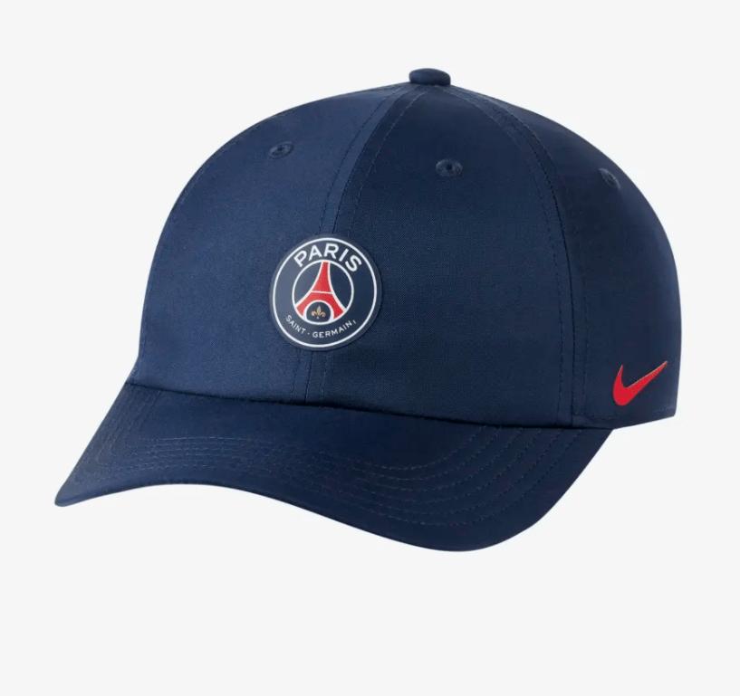 Au fan du PSG : casquette enfant Nike