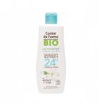 Test gratuit : Lait hydratant après-soleil certifié BIO Corinne de Farme