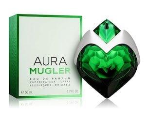 Echantillon gratuit : parfum Aura de Mugler