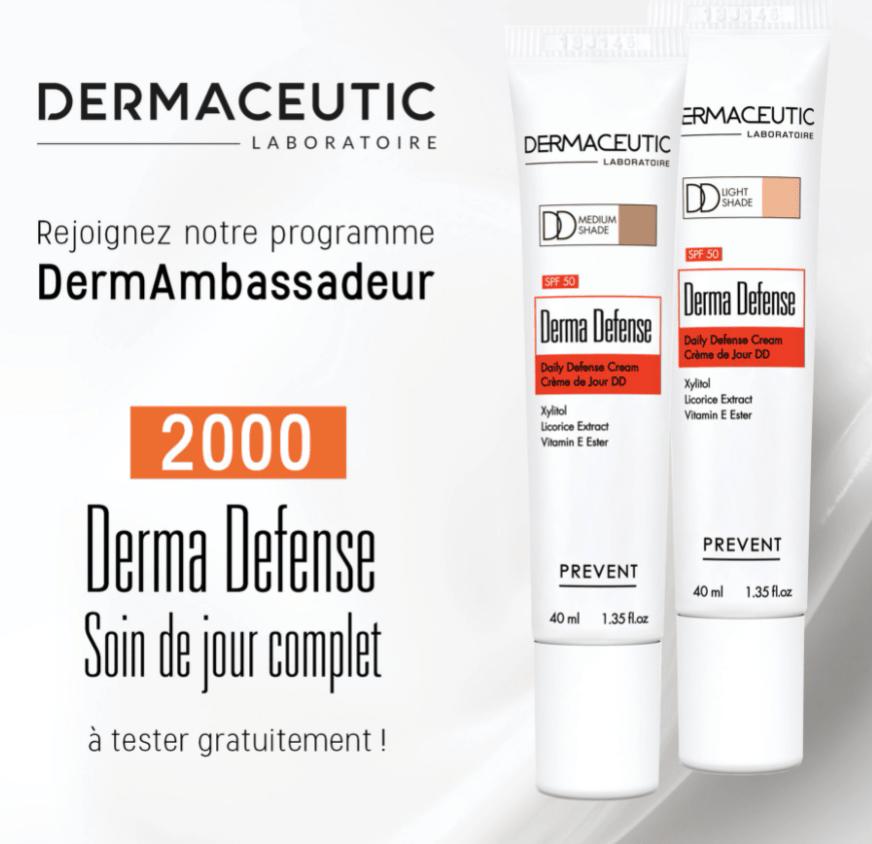 You are currently viewing Test gratuit : Derma Defense de Dermaceutic
