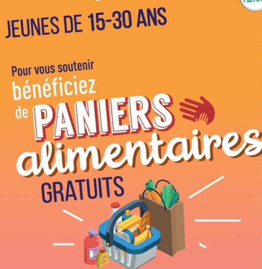 You are currently viewing Jeunes de 15-30 ans : bénéficier d'un panier alimentaire