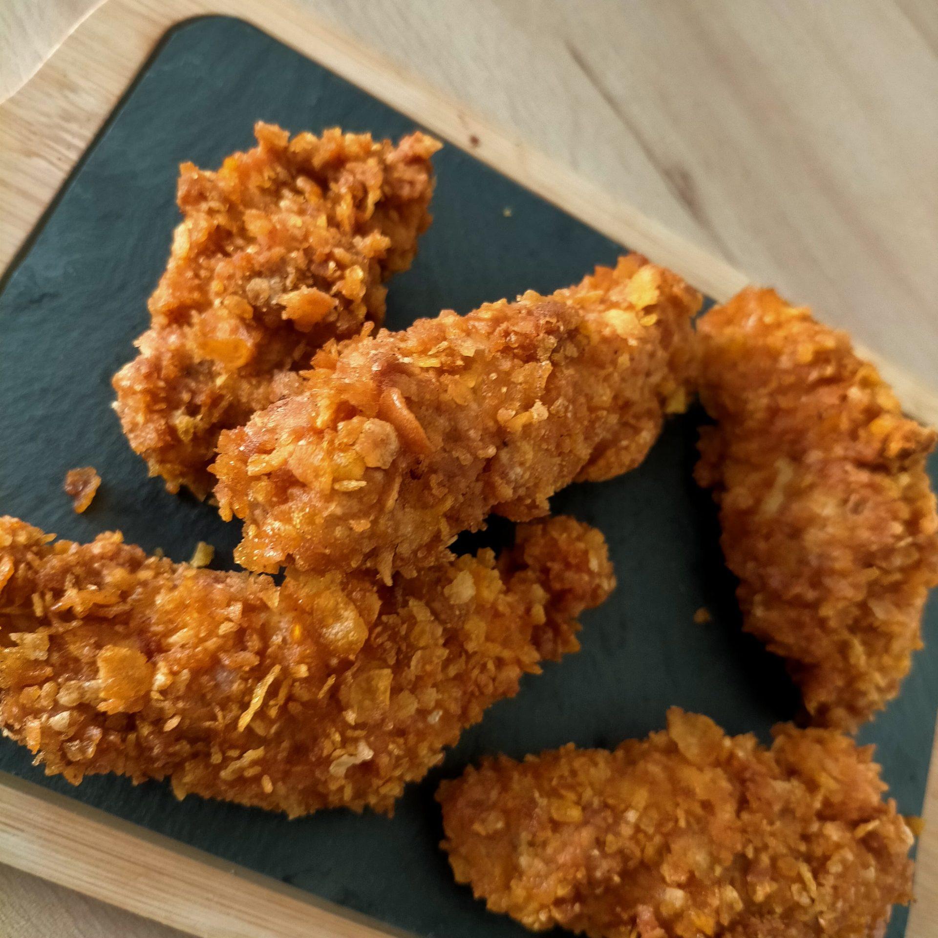 Read more about the article Tenders au poulet façon KFC