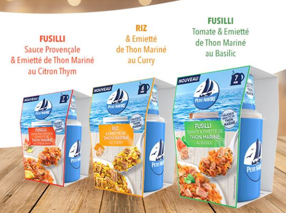 You are currently viewing Test gratuit : Repas express avec du thon mariné Petit Navire