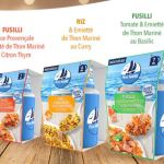 Test gratuit : Repas express avec du thon mariné Petit Navire