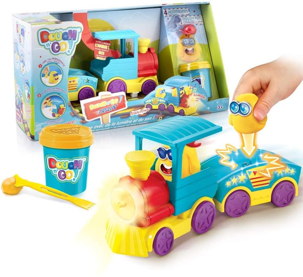 Canal Toys- Train et Pâte à Modeler