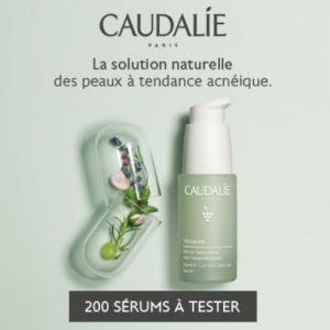 Read more about the article Test gratuit : le Vinopure Sérum Salicylique Anti-imperfections de Caudalie