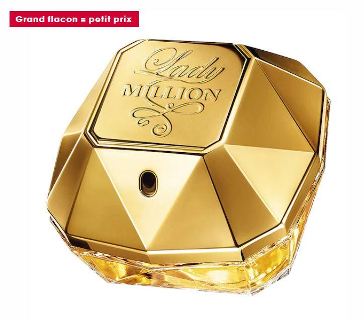 Lady MILLION Paco Rabane