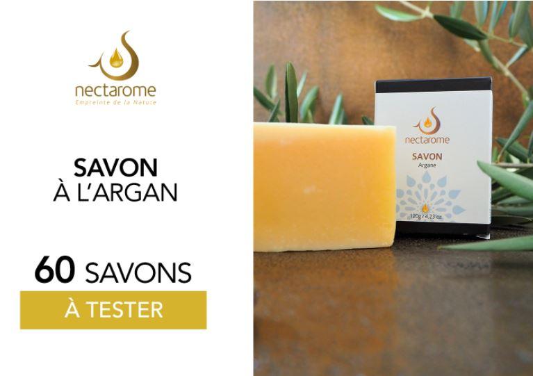 You are currently viewing Test gratuit : savon doux à l'Argan