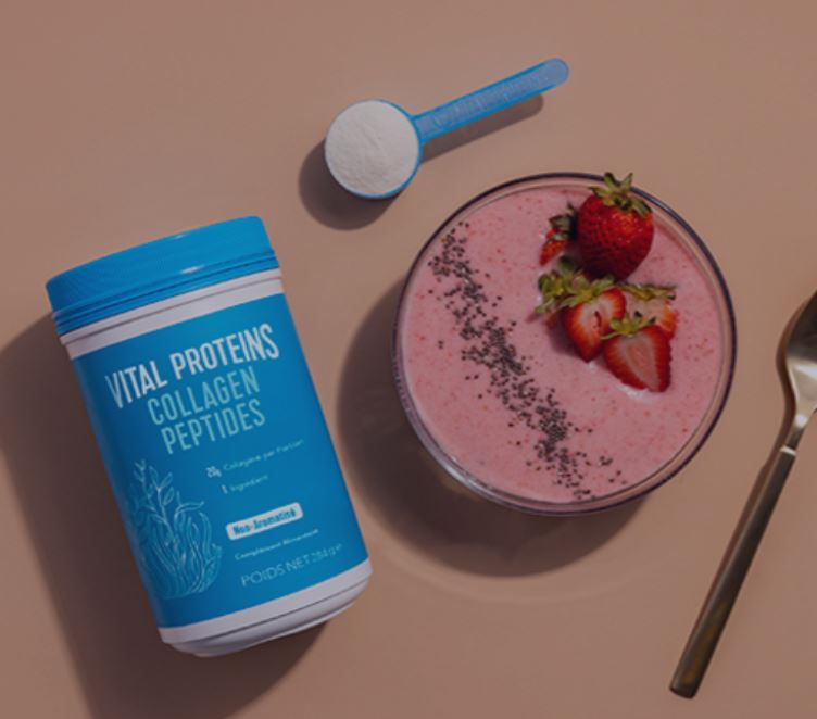 Read more about the article Test gratuit : Marine Collagen Vital Proteins