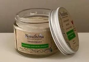 déodorant solide et naturel