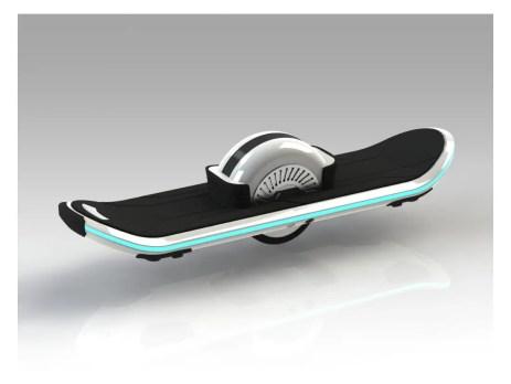 Avis skateboard électrique Wegoboard