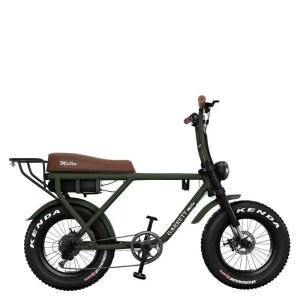 Avis vélo électrique Garret Miller X Weebot